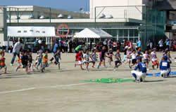 幼稚園児競争