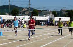 男子31歳以上(100m走)