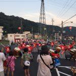 特養「旭水荘」の夏祭り