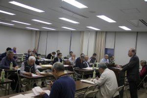 令和元年度総会の会場