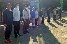 三勲学区一般男子ソフトボール大会