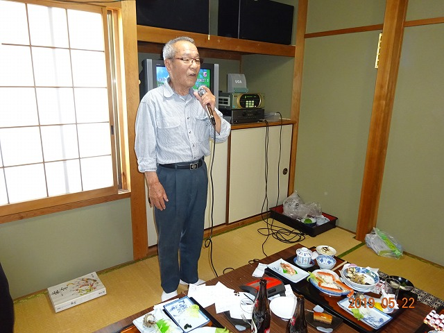 木村副会長閉会挨拶