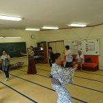 盆踊り練習1