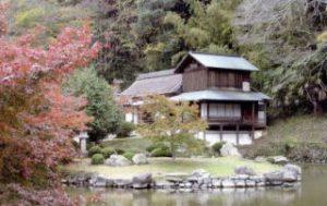 吟風閣(近水園)