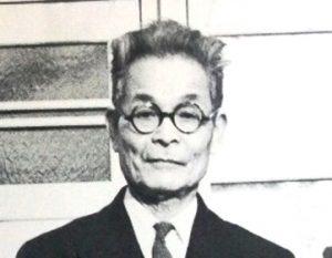 岡山市名誉市民童話作家坪田譲治先生