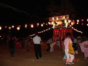 伊島学区盆踊り大会