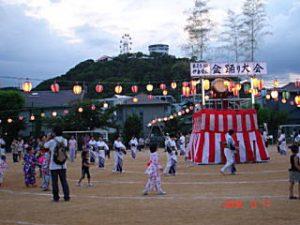 盆踊り大会1