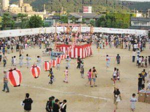 平成23年7月30日 盆踊り
