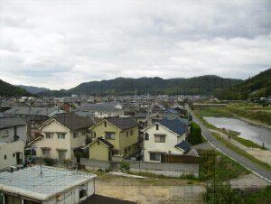 植松地域(郷内川)