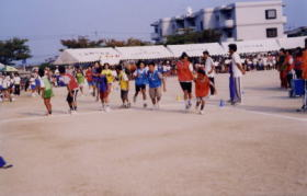 学区大運動会