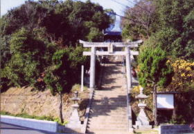 北居都神社