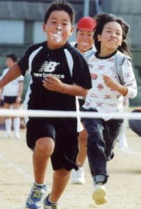学区民体育大会