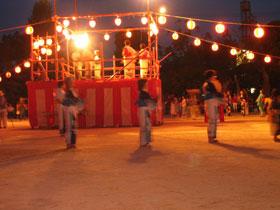 子供夏祭り盆踊り大会