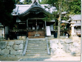 上高田の鼓神社
