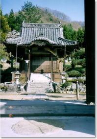 日近の安養寺