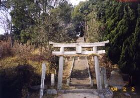 延喜式に載る古社、宗形神社(大窪)