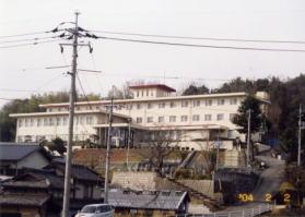 学区最大の建物 JA総合研修所(松尾)