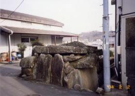 古墳群の多い馬屋下学区