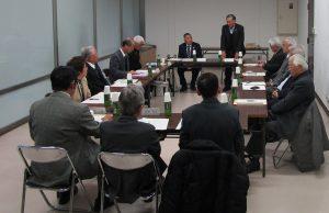 岡山市老人クラブ連合会との懇談会