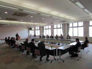 岡山県自治会連合会定期総会