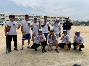 ソフトボール大会関北Bチーム