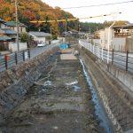 富山橋から北方向を望む