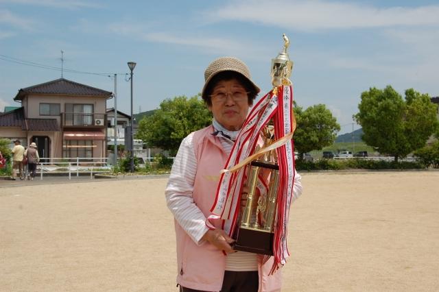 優勝おめでとうございます