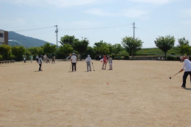 試合風景(2)