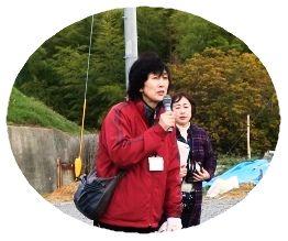 延原富山中学校長