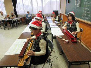 藤井陽子さんの大正琴の会