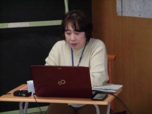 講師の中山由美さん