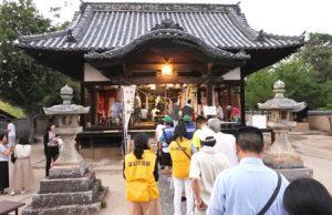 石高神社拝殿