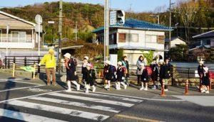 富山橋横断歩道