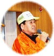 小橋学区自主防災会会長