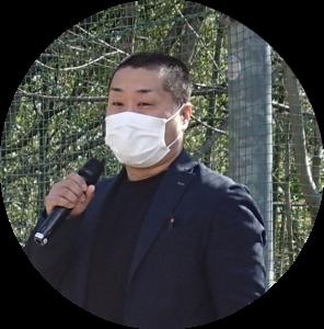 津嶋若松園園長