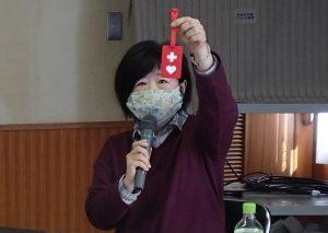 講師の森石雅子さん