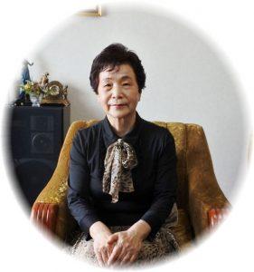 小西満智子さん