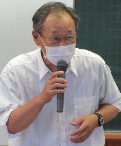 秋山防犯推進員さん
